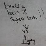 Beeldig brein is superleuk!